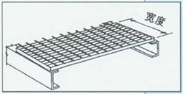 width of panel,steel grating