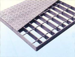 Combined Steel Grating