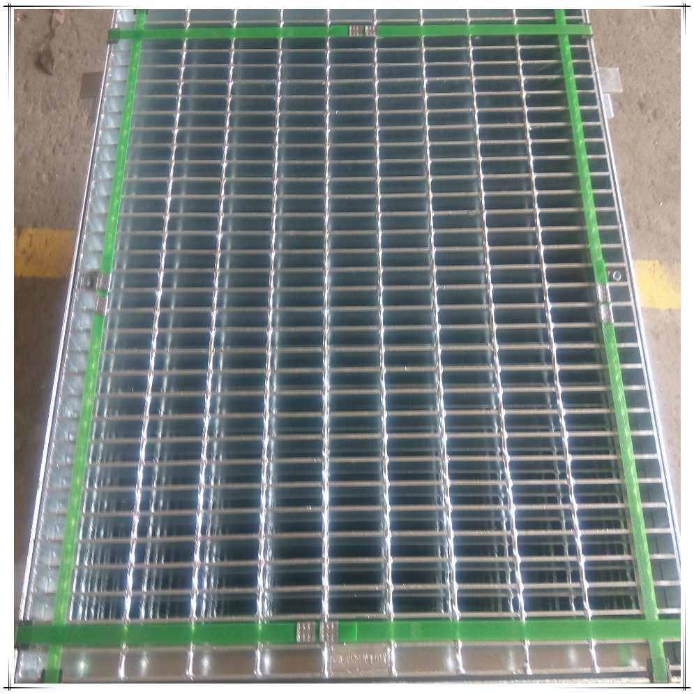 grate and frame